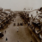 Walking Down the Main Streets of Old Baroda City during the Gaekwad Regime