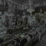 Banquet given in honor of HE the Viceroy's arrival 05.01.1936