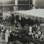 Darbar for presentation of Addresses held at Nyaya Mandir 29.04.1939