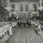 Darbar for the presentation of Jubilee Medals at L.V. palace 01.01.1936
