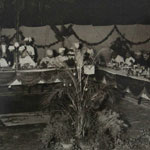 Dinner with Shrimant at his residence 01.05.1939