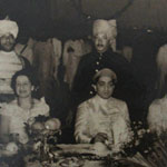 Garden Party at Laxmi vilas Palace 27.04.1939