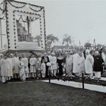 Unveiling Ceremony of the Statue of His Highness By the Maharajah of Bikaner (13-3-36